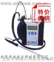 烟道气体分析仪(德国,O2/CO/NO/NO2/SO2,1200mm探枪)
