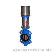 F4G-F4A铸铁或不锈钢阀板的铸铁蝶阀
