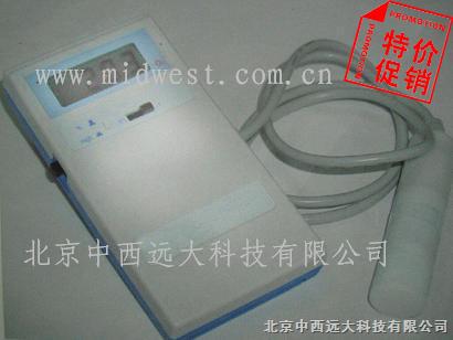 便携式数字测氧仪/便携式溶氧仪/便携式DO仪/ 型号:CN60M/OX-12B库号:M294683