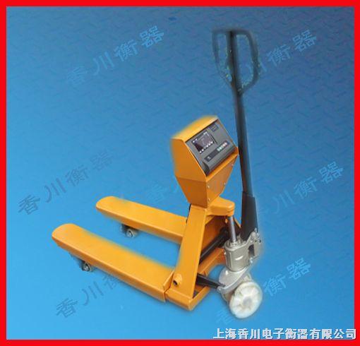 DCS-XC-F  液压搬运叉车秤
