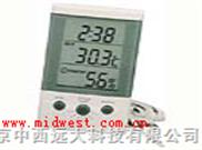 多功能室内外温湿度计/数显温湿度计(美国)/国内生产 型号:SR99-THG312库号:M313