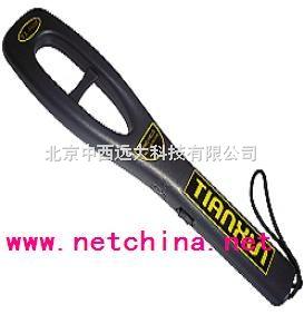 手持式金属探测器 型号:TXD10-TX1001库号:M6101