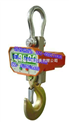 杭州50吨无线打印吊磅,30吨吊钩称,无线数传电子吊称