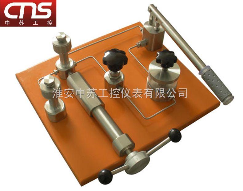 台式压力泵