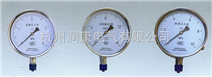 YE-100、150系列膜盒压力表