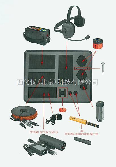 (美国直销) 迷你型音频生命探测仪(迷你型生命探测仪) 型号:80M287612