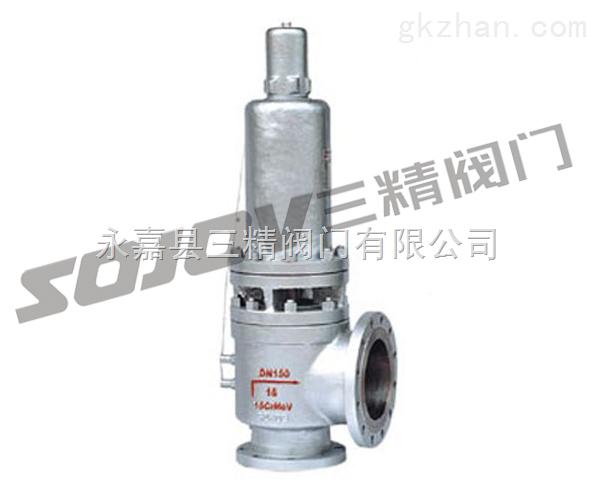 波纹管平衡式安全阀供应商