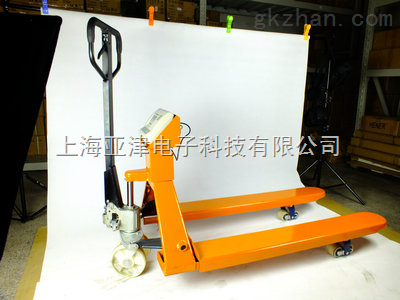 YCS电子叉车秤标准精度化工*