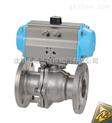 DN150-专业生产Q641F气动法兰球阀
