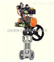 GMD210D-专业生产气动带散热片球阀