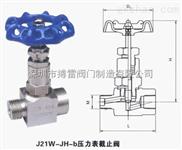 J21W-JH-b压力表截止阀