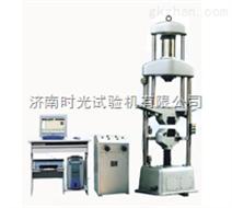 WEW-600A /微机屏显式液压万能试验机油缸上置/度盘显示液压万能试验机