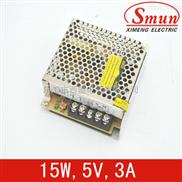 Smun/西盟单组输出15w5v开关电源