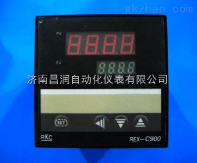 rex-c900温控表