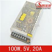 S-100-5-Smun/西盟单组输出100w5v开关电源