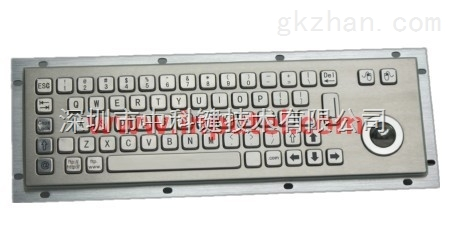 中科键IP65键盘