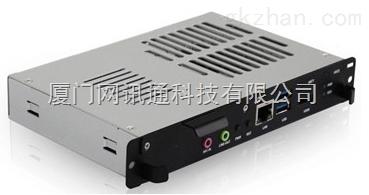 华北工控机BIS-6330A,数字标牌行业静音OPS模块