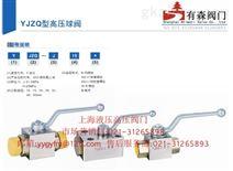 YJZQ-H40B_板式高压球阀