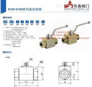 KHB-G2_内螺纹高压球阀