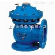 上海唐京JM744X液动膜片式快开排泥阀