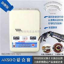 供应爱克赛壁挂式单相交流稳压器TSD-3500VA