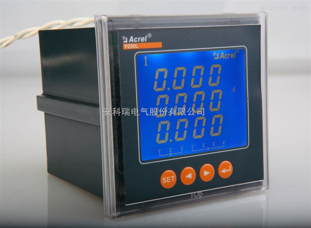 液晶单相电流表 安科瑞生产