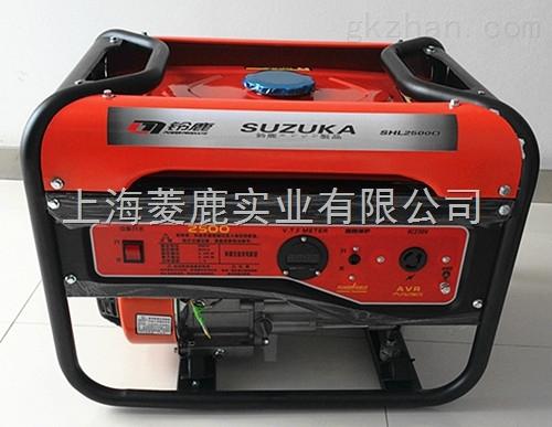 2000瓦小型汽油发电机厂家-上海菱鹿实业有限公司