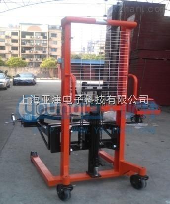 防爆油桶秤定制生产 350kg手动电子倒桶磅