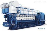 H35/40G(V)、H54/60G(V)-现代燃气发电机组