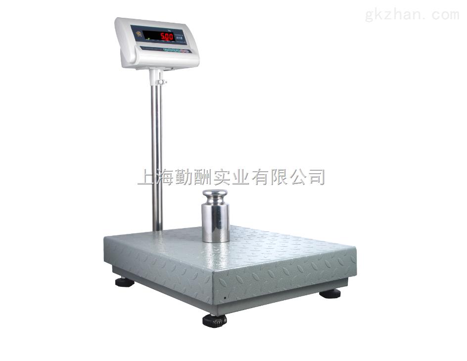 上海亚津1T电子地磅,防爆磅秤