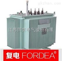 S11-80kVA/10kV复电/ 全密封油浸式变压器