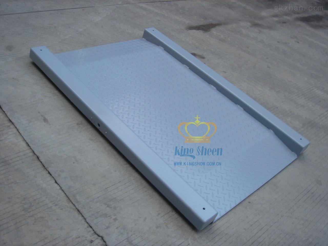 上海青浦单层地磅/碳钢磅秤