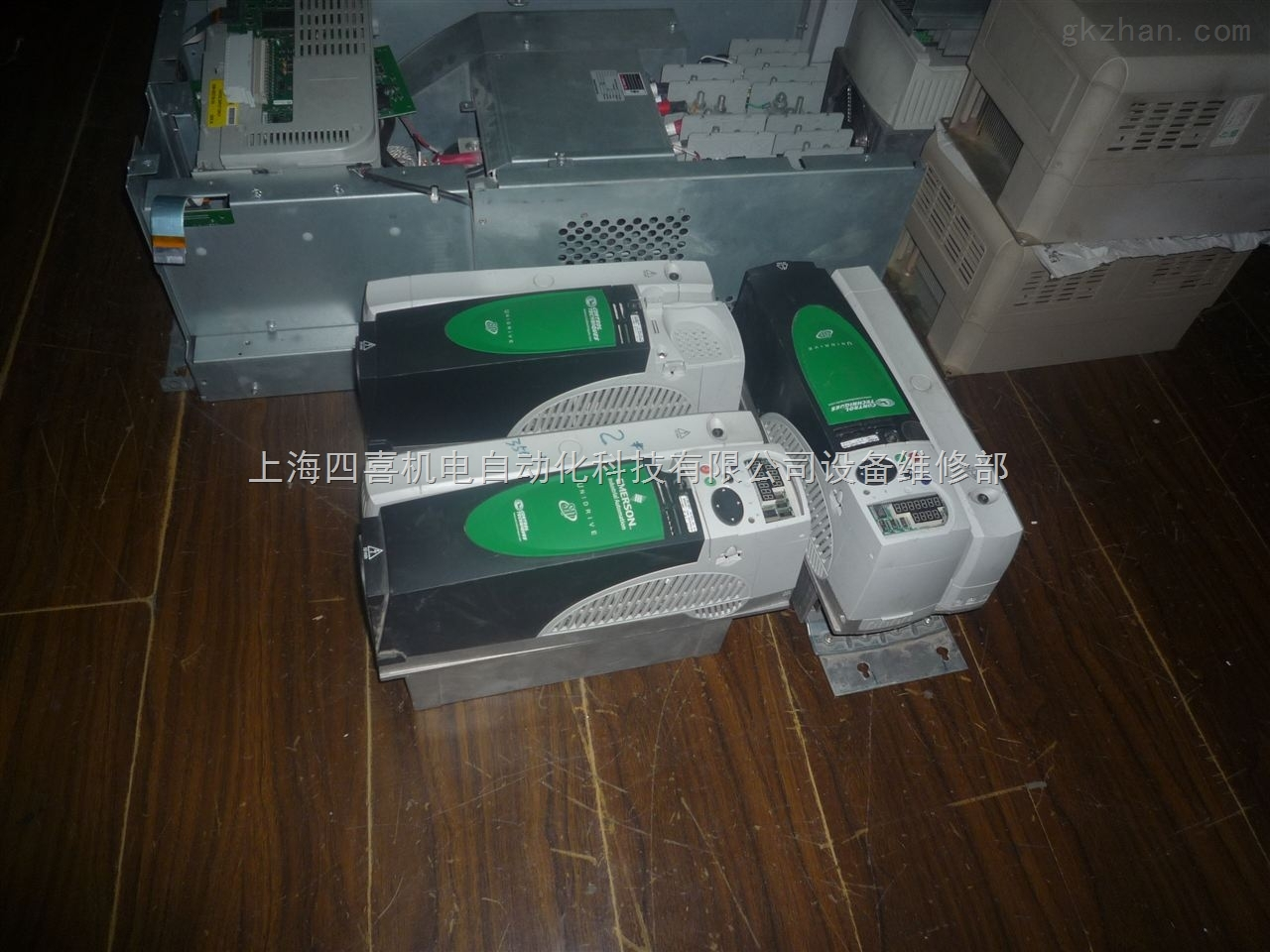 上海四喜艾默生变频器维修_变频与传动_变频器_电梯器