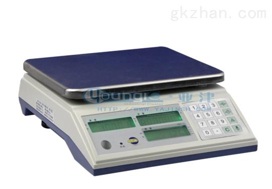 亚津品牌1.5kg电子计数秤