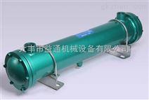 列管式油水冷却器技术参数