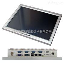 智能电气柜专用内嵌式12寸低功耗工业平板电脑
