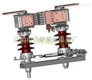 GW4-12D/2000A型户外大电流隔离开关