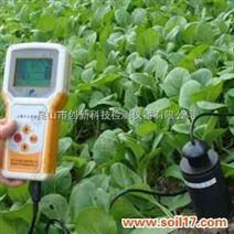 土壤水分检测仪休闲期耕作土壤水分变化