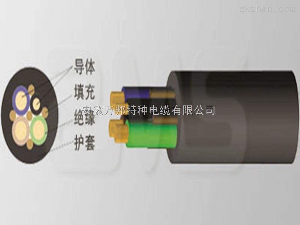 450/750V重型橡套电缆