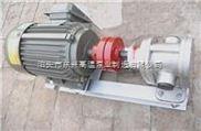 泊头防爆齿轮泵/高压2CY-7.5/2.5型齿轮泵