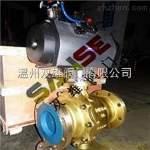 QY647F气动氧气球阀