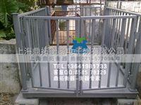 SCS1000KG碳钢猪笼秤,1吨防水牲畜平台秤,1吨畜牲电子秤