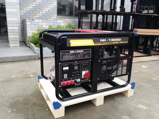【诺克nk-13000】-汽油机10kw三相汽油发电机【nk-】