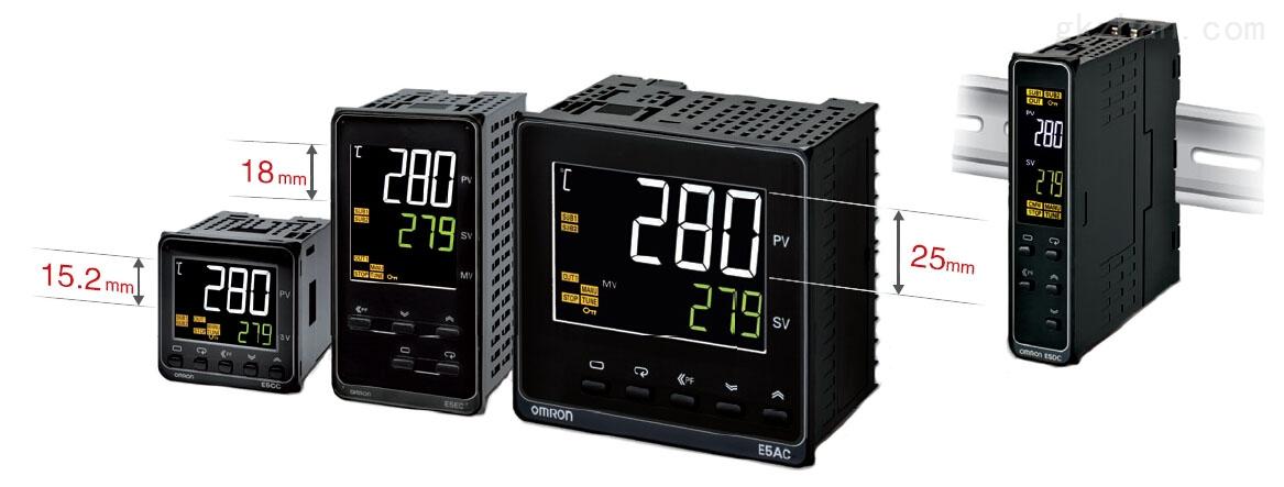 欧姆龙-欧姆龙新一代数字温控器-上海诺丞仪器仪表