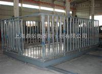 SCS1吨活畜秤报价,,2X3M动物电子秤