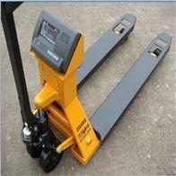 YCS-1T太原1吨叉车电子秤((2吨电子地牛磅))普通电子叉车秤