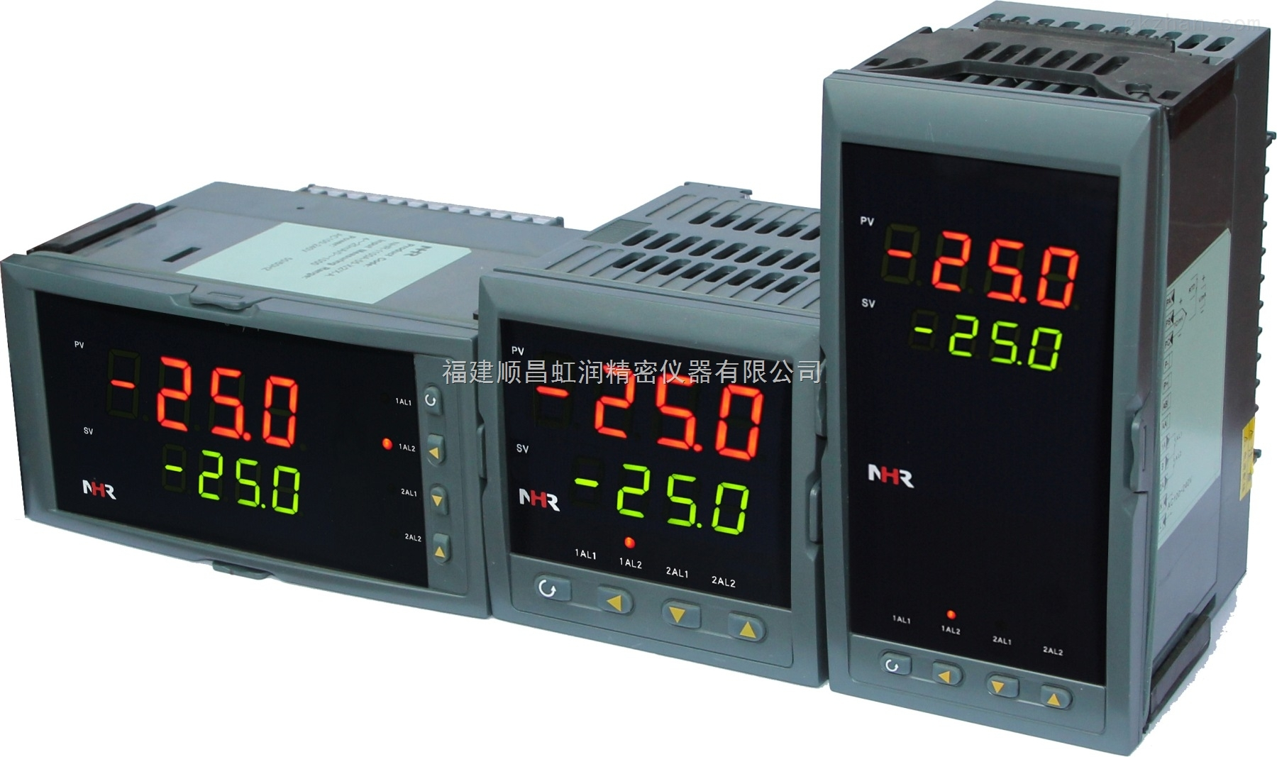 虹润NHR-5620系列-数字显示容积仪