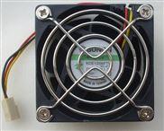 12cm 220V 12038含油带双网带线 网络机柜工控机箱工业风扇散热器