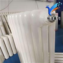 家用钢二柱暖气片 工程水暖散热器