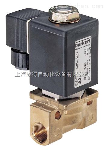 上海宝德电磁阀:burkert